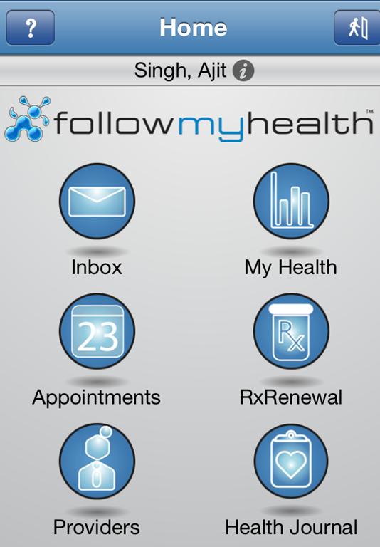 Healthcare Health Records Apple