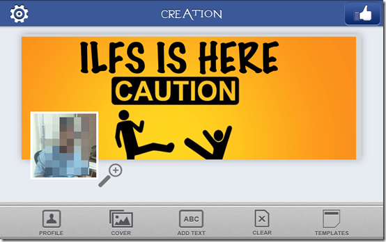 Cover & Profile maker for your Facebook – Lite