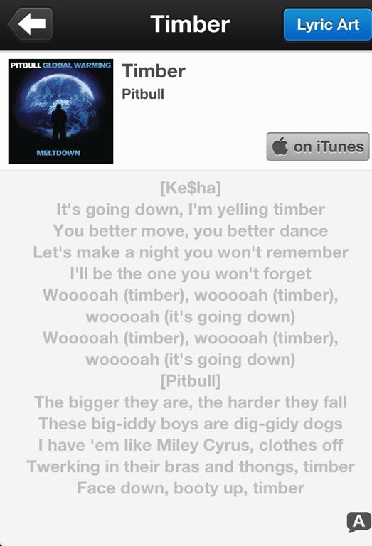 Phone Lyrics Finding Apps