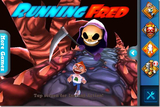 Running Fred