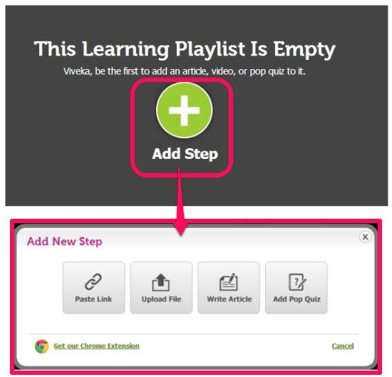 LessonPaths-add step