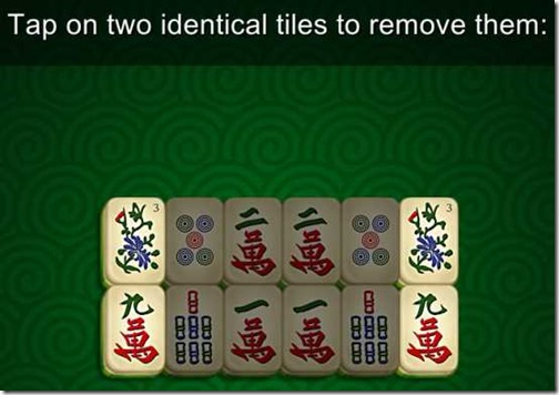 Mahjong Solitaire Epic- FIND TWO TILES