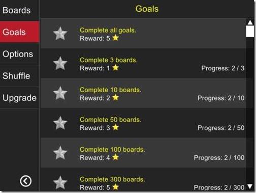 Mahjong Solitaire Epic-Goals