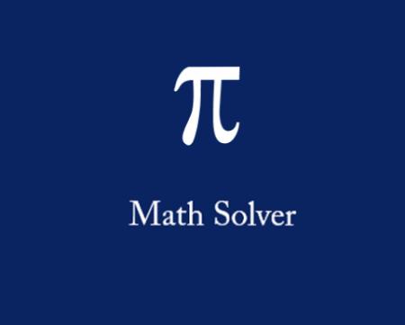 Math Solver-Home