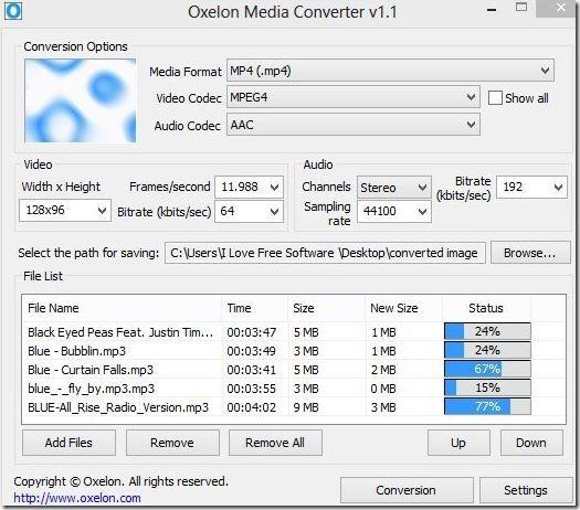 Oxlen Media Converter from Oxlen