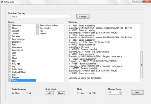 SPD2- interface