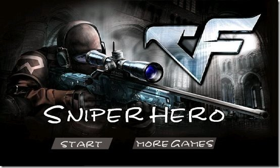 Sniper Hero Android