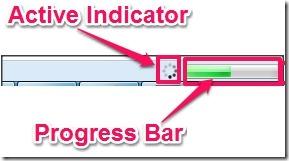 Status-4-Evar Active indicator