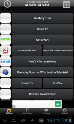 TV guide apps android 3