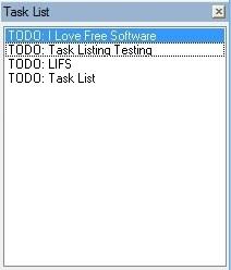 Task List - Featured Image
