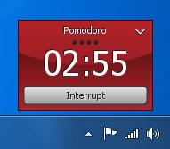 Tomighty- desktop timer