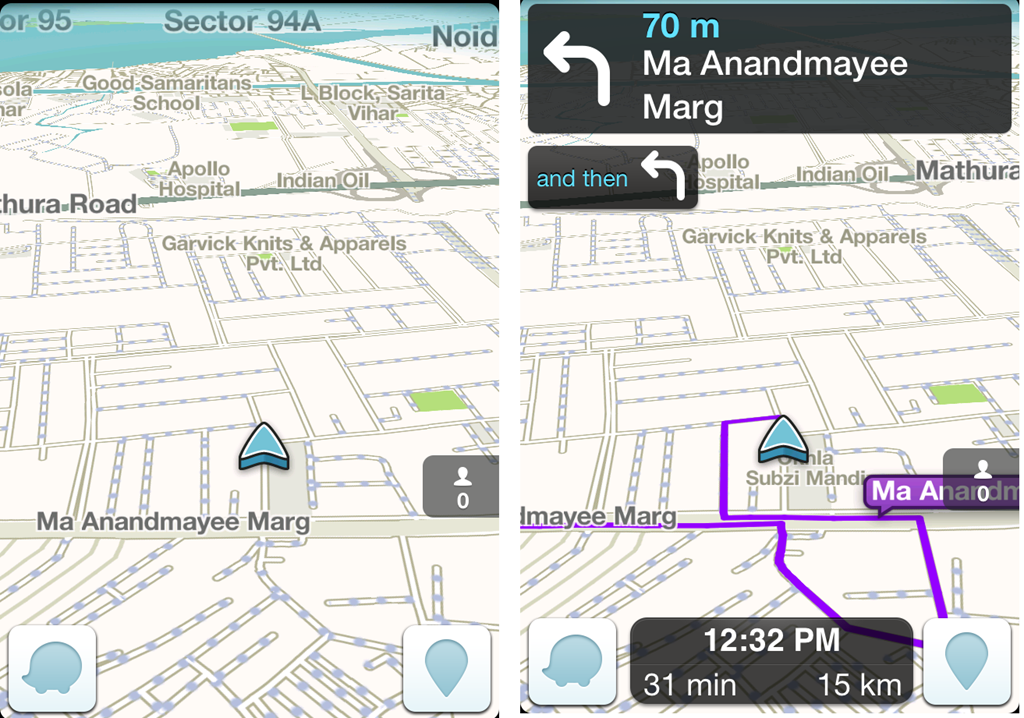 Waze Offline Maps Iphone