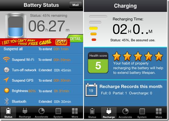 Battery Saver Rebon