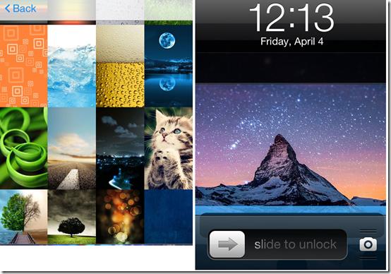 LockScreen For iOS 7
