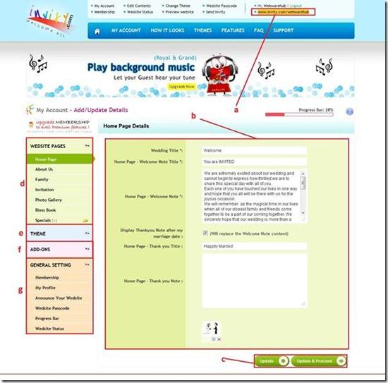 Software Wedding Invitations: 5 Free Websites To Design Online Wedding Invitations