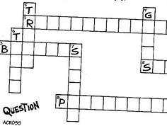 create crossword puzzles-icon