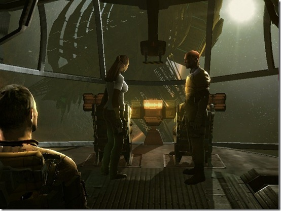 dead space crew