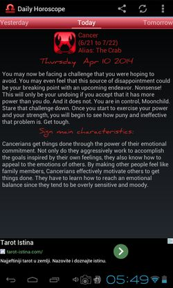 horoscope apps android 1