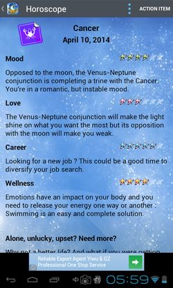 horoscope apps android 2