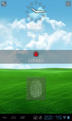 lock screen app android 1
