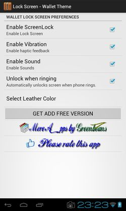 lock screen app android 5