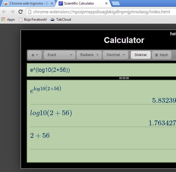 4 Offline Scientific Calculator Apps For Google Chrome