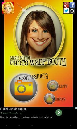 photo warping apps android 2