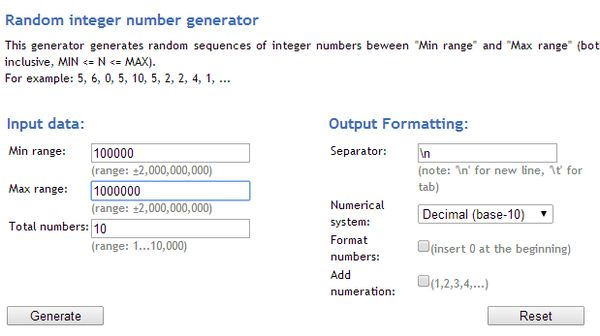 random number generator extensions google chrome-2