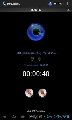 secret voice recorder apps android 1