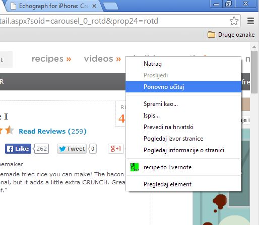 send to evernote apps for Google Chrome-3