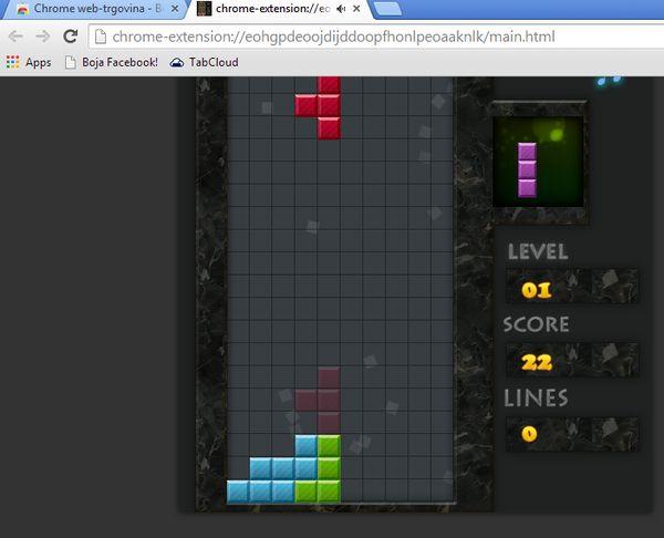 tetris extensions for google chrome-1