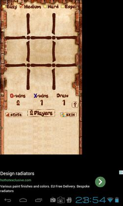 tic tac toe game apps for android 2