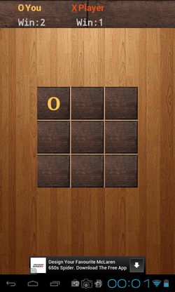 tic tac toe game apps for android 3