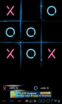 tic tac toe game apps for android 5