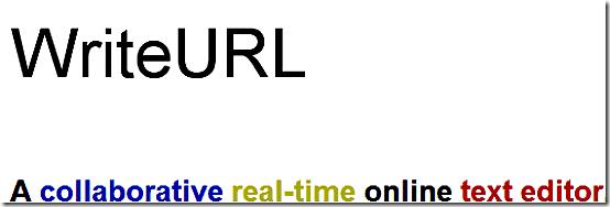 writeurl header