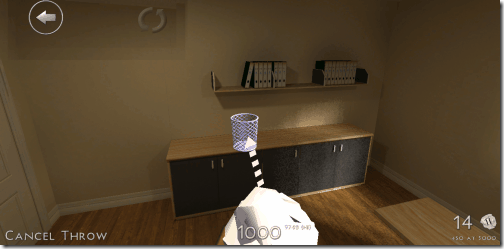 3D Paperball - Ball Displayed