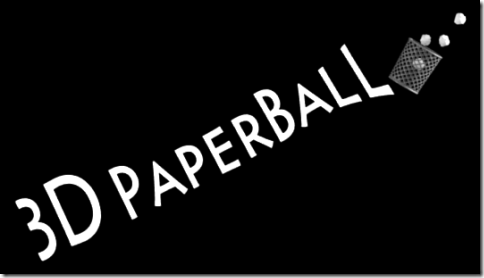 3D Paperball - Interface