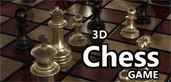 3D chess game - Featured Image