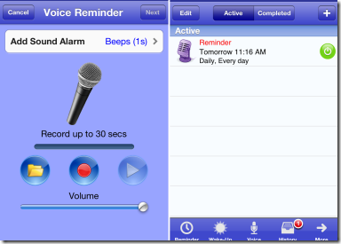Aida Reminder Lite with Voice Reminders