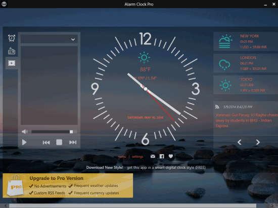 Alarm Clock Pro-Home