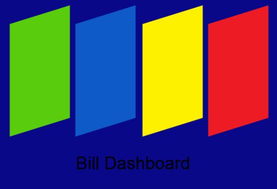 Bill Dashboard