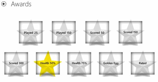 Brain Train Challenge-Award