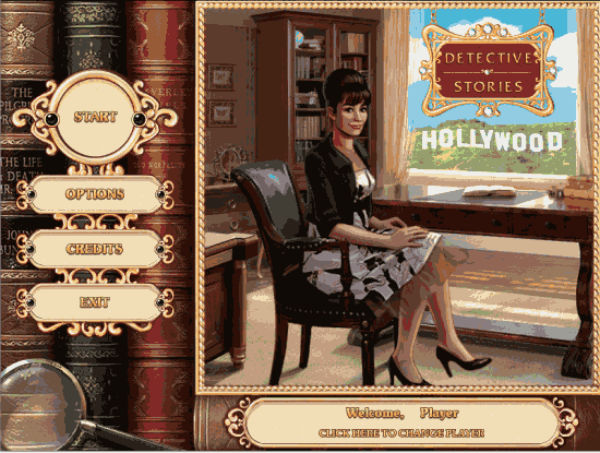 Detective Stories Hollywood Game