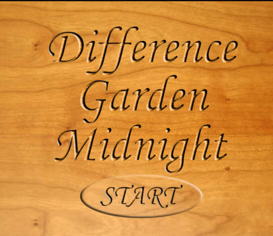 Difference Garden Midnight-Home