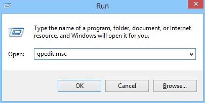 Disable Windows Store - Run Program