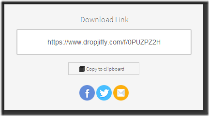 Dropjiffy download link