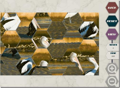 HexSaw Zoo- Puzzle