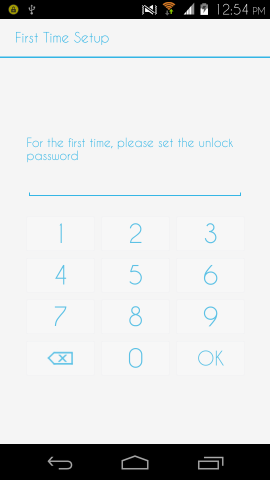 How to lock app in Android with KK AppLock for Android