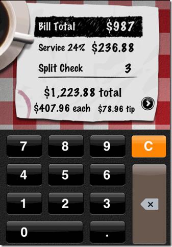 Tip Calculator - with bill splitter
