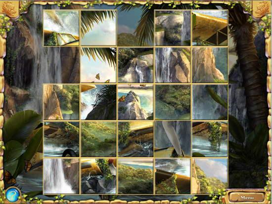 La Inca Prophecy Game Interface